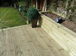 New decking fitting in tytherington, Macclesfield