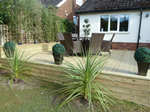 Decking fitted in Macclesfield