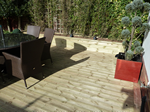 Decking fitted in Tytherington, Macclesfield
