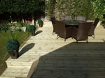 Decking installation in Tytherington, Macclesfield